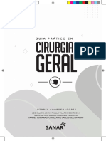 Guia Prático Em Cirurgia Geral - PDF