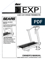 SearsTreadmill99020185