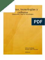 Ciencias Tecnologi as y Culturas Educaci