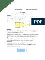 TD Mecanique Des Fluides SerieN2 2020 2021M1OA2CE