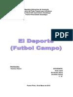 El Futbol Campo