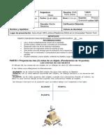 1º Evaluacion 100% Online de Dibujo 25julio2021