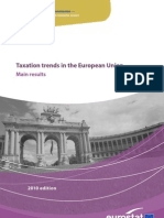 taxation trends in EU in 2010