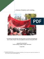 Gauteng Landless Peoples Movement Report