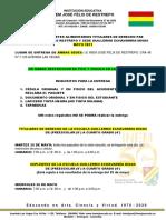 Listado Titulares de Derecho PAE Mayo de 2021