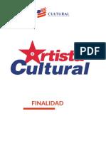 Bases Artista Cultural.