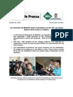 Los docentes de Medellín están conectados con las TIC las clases dejaron atrás la tiza y el tablero