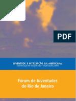 Fórum de Juventudes - Rio de Janeiro