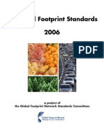 Footprint Standards 2006