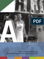 Relatório Juventude Argentina