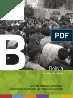 Relatório Juventude Bolívia