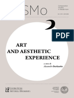 Art and Aesthetic Experience
