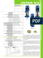 catalog may bom Pentax serie UltraVL (UV)