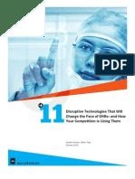 Macadamin Disruptive TechnologiesWhitepaper2011