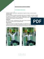 Musculación de hombros