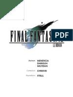 [FR] Final Fantasy VII, le roman - Prologue.pdf