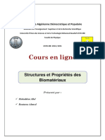 Cours Biomatriaux (1)