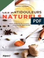 Chavanne, Philippe - Les antidouleurs naturels
