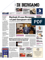 L' Eco Di Bergamo - 02 Aprile 2020