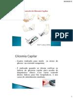 Aula - Glicemia