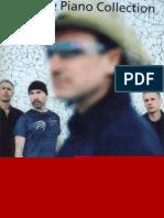 U2 Piano collection