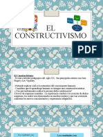 Constructivismo Power Point