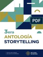 3era Antologia del Mentoring - Storytelling