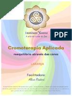 Apostila - Cromoterapia Aplicada Udemy - 03 - Laranja