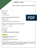 CORREÇÃO - 4NEM