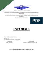 Informe de Financiero 2