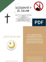 Estrada Granados_Rosa Maria_El Occidente y El Islam.