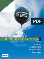 Revista Democracia Viva 44