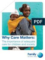 Why Care Matters
