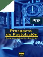 Prospecto Postulacion PDI2020