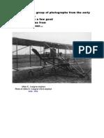 Really Old Aviation Photos - Topeka, Goodland, Winfield, & Wichita