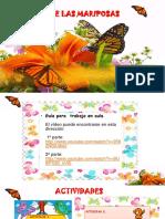 Circo mariposas - Emprendimiento Guía Ética - C3 - C4