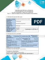 Guia de actividades y Rubrica de evaluacion Fase 3 - Realizar trabajo enfermedades transmisibles (2)