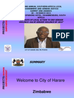 PROJECTS presentation_women empowerment_ Harare_ Philip Pfuk