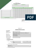 2. Formatos Oe - Tocha Carrozable Pinilla - Pampa Chacaltana