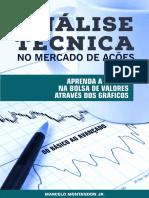 Análise Técnica no Mercado de Ações_ Aprenda a operar na bolsa de valores através dos gráficos