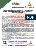 Ciências Contábeis. Caso empresa Metal América S.A.