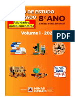 Pet 1 - 2021 - Atividades Complementares - 8º Ano Fundamental [Matemática]. (2)