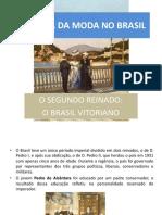 Segundo Reinado Brasil Vitoriano