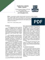 2º relatório - Pêndulo Físico e Pêndulos Simples Acoplados