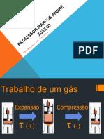 Trabalho de Um Gás - Marcos André