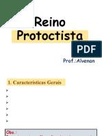 Protozoários e Parasitoses