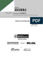 Caderno de Coordenação Cálculo IV Volume Único