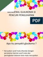mengenal Glaukoma