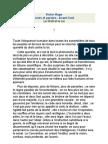 Victor Hugo - Le Droit et la loi