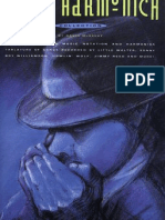 Blues Harmonica Collection-Libro
